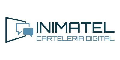 Inimatel-Cartelería-Digital logo